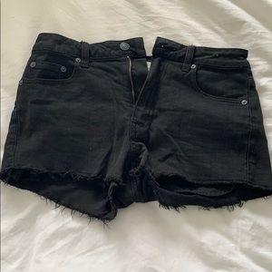 Talula black shorts